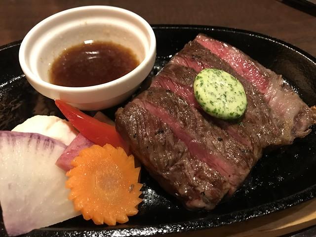 Steak lunch @Boichi, Tokyo