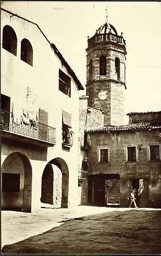 postal poble Els Prats de Rei Anoia