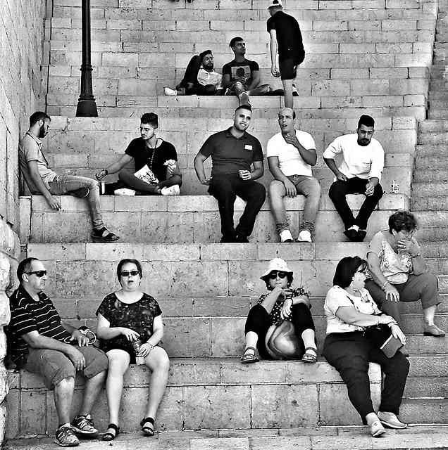 Step by step in Jerusalem