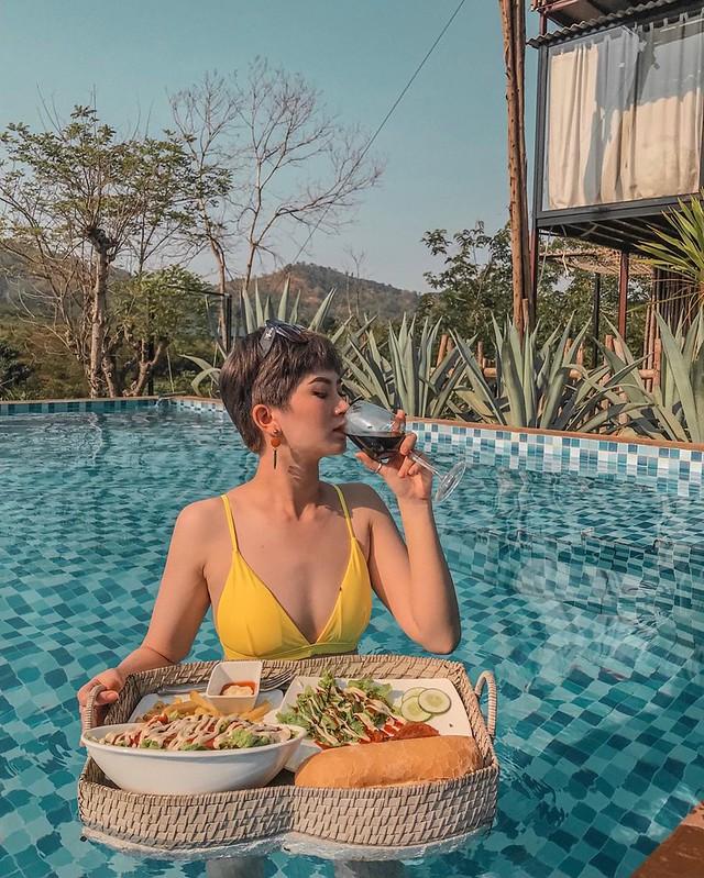 Phượt Hot News - Có một Lee's House như tiểu Bali giữa Buôn mê đại ngàn (16)