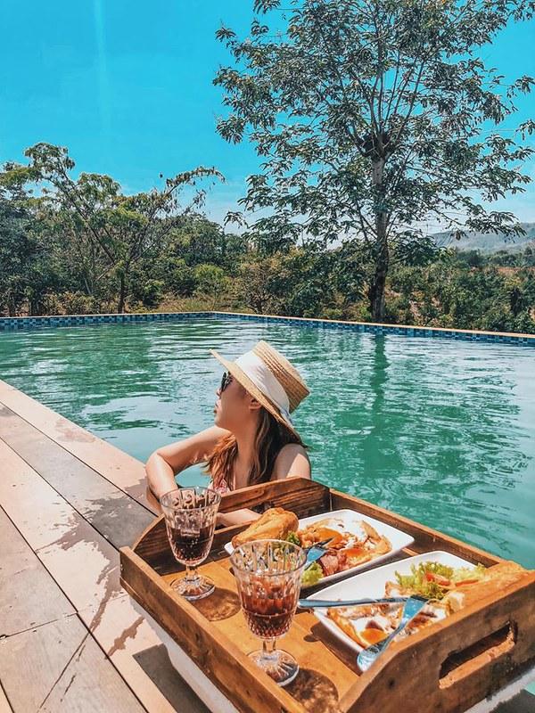 Phượt Hot News - Có một Lee's House như tiểu Bali giữa Buôn mê đại ngàn (5)