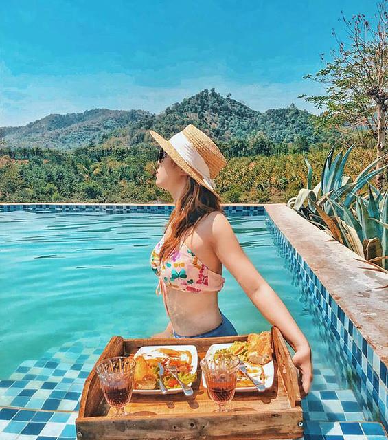 Phượt Hot News - Có một Lee's House như tiểu Bali giữa Buôn mê đại ngàn (29)