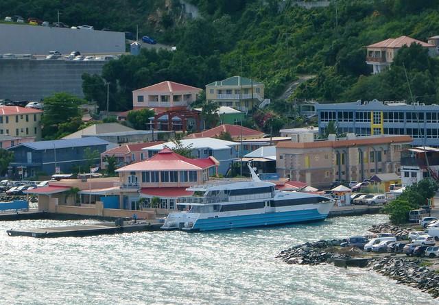 Road Town, Tortola, BVI - Ferries