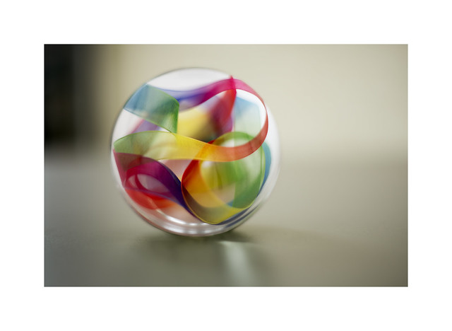 Playing at marbles..