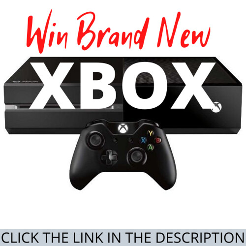 Win Brand New Xbox!