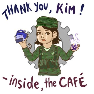 A Thank You!