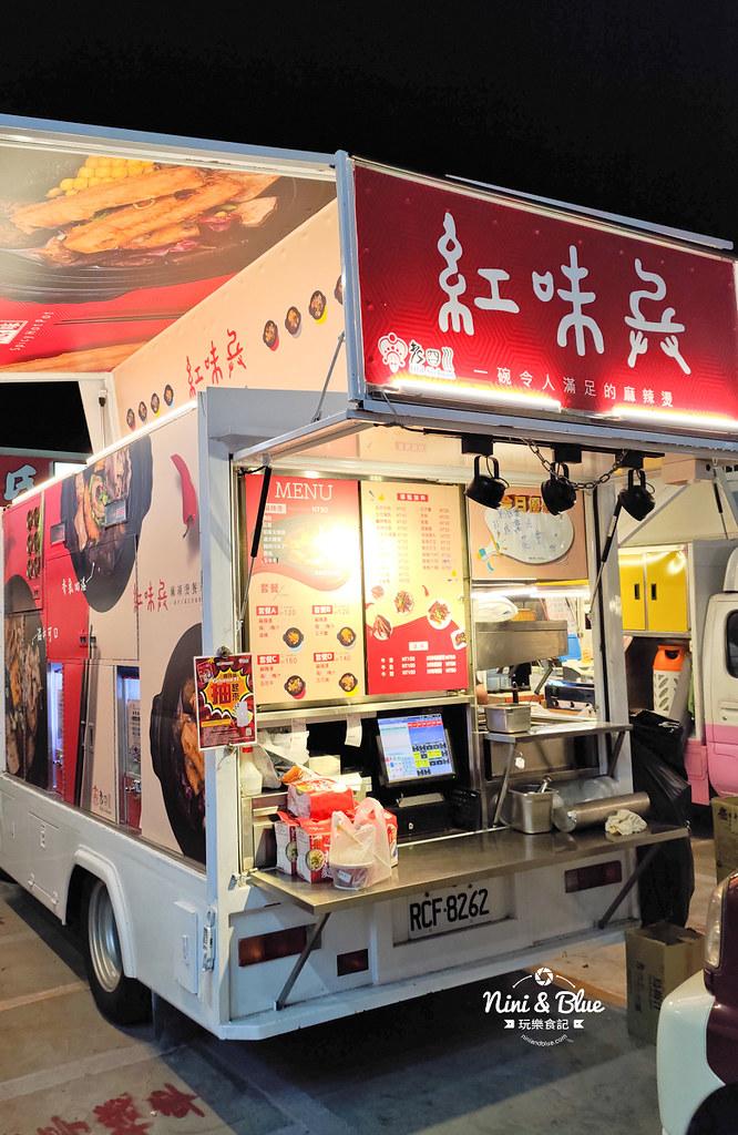 鹿寮福安美食廣場 餐車市集27