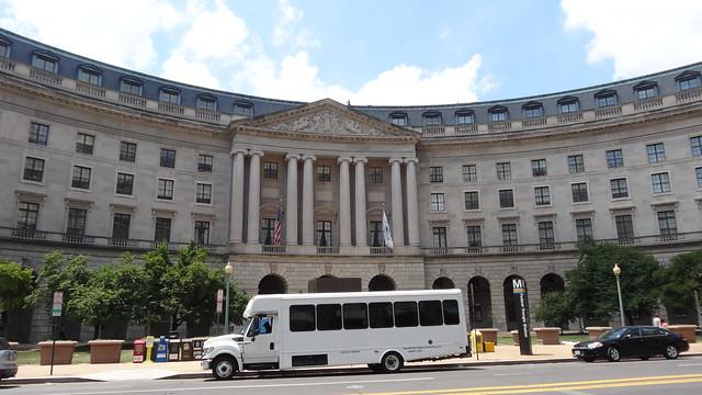 Post Office Department Building, Pennsylvania Avenue NHS, Washington, DC
