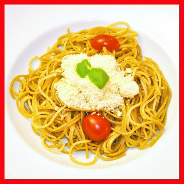 Knoblauchspaghetti ... Spaghetti olio ed aglio ... Brigitte Stolle