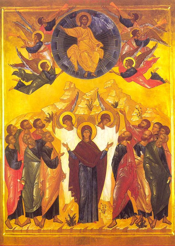 Jesús sube a los cielos para abrirnos camino