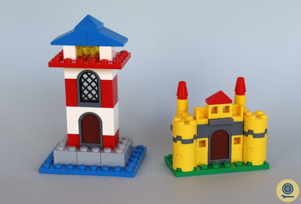 11008 Bricks and Houses 3