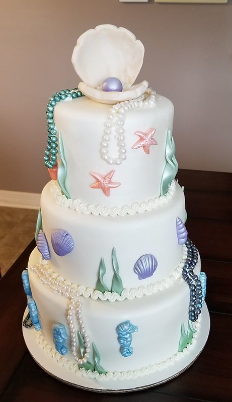 Cake by Little Miss Cupcake