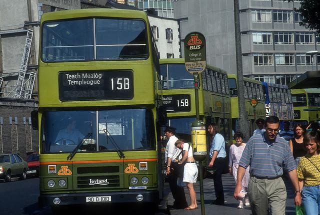 Dublin Bus RH10.