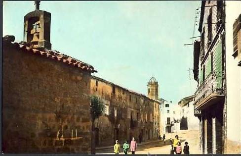 plaça de la Creu Els Prats de Rei