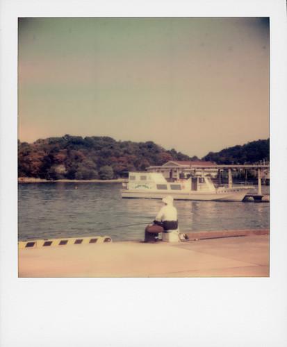 At Teshima Island, Japan