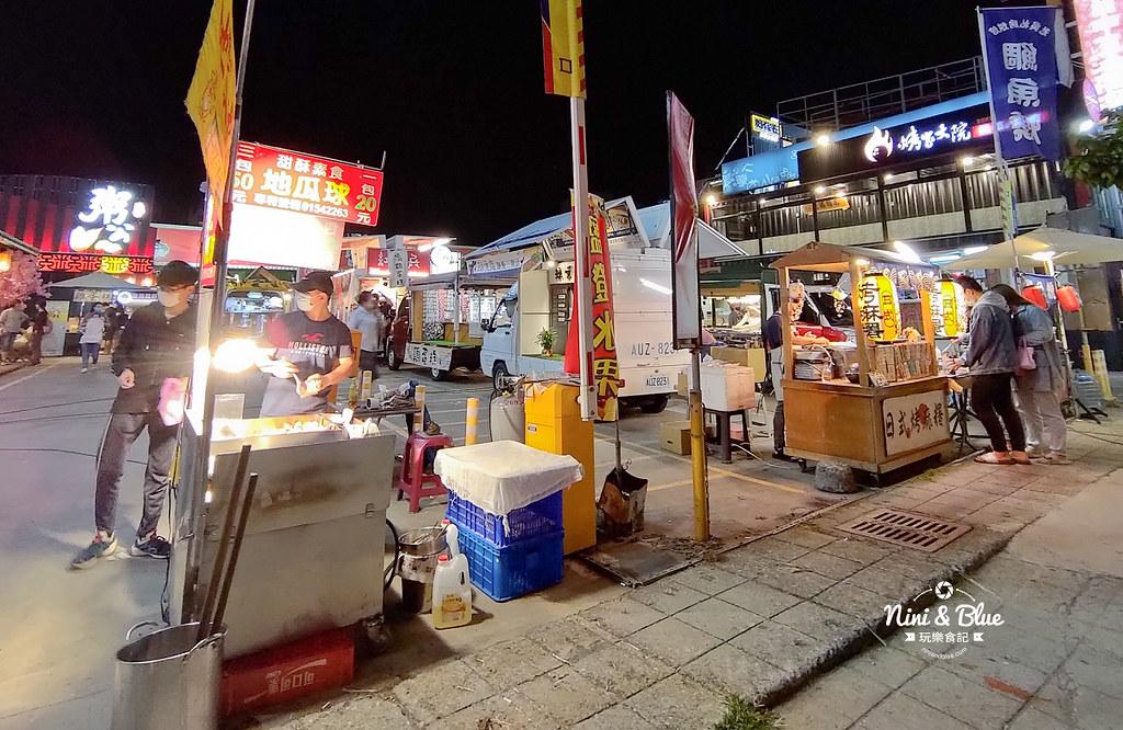 鹿寮福安美食廣場 餐車市集44