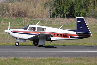 I-CGBB - Mooney M-20J 201 - private ?? @ FLR