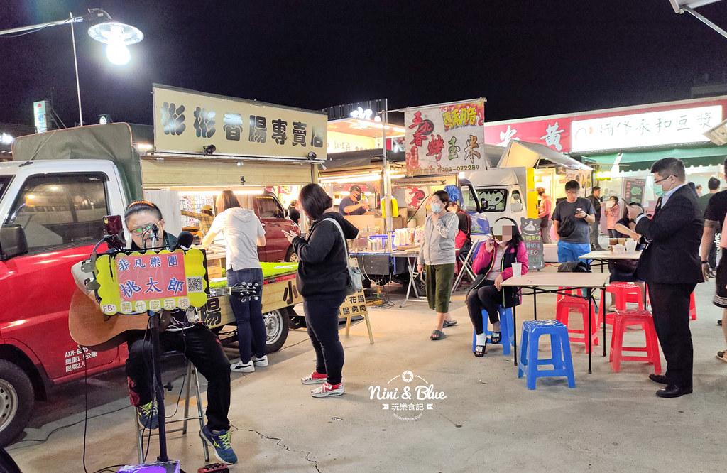 鹿寮福安美食廣場 餐車市集29