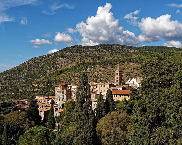 Tivoli from the terrace of Villa d'Este
