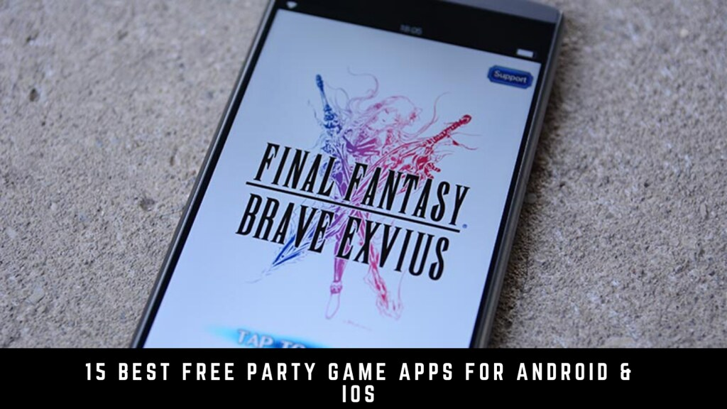 15 Best Free Party Game Apps For Android & iOS