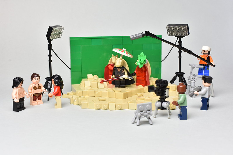 LEAKED EPISODE LXIX BEHIND THE SCENES IMAGE – Swolofilm (May The 4th)