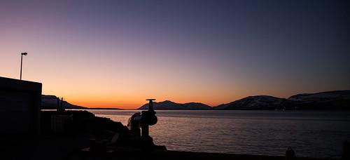 sunset sea summer sky sun mountain mountains nature night iceland north kaldbakur krossanes northiceland colors eyjafjordur eyjafjörður