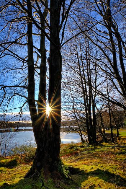 Sunburst, Norway