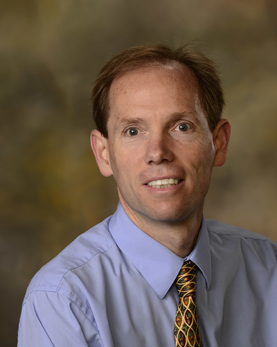 Mike Greene, associate professor in the College of Human Sciences' Department of Nutrition, Dietetics and Hospitality Management