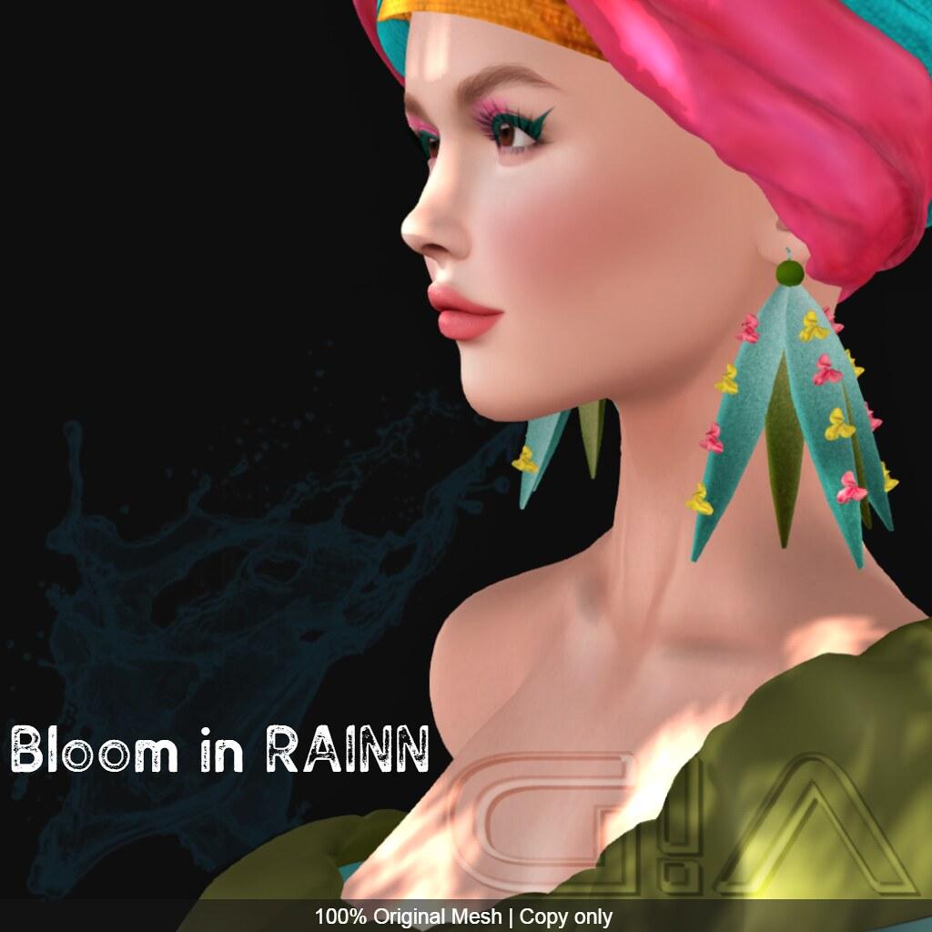 ::G!A:: Bloom in Rainn