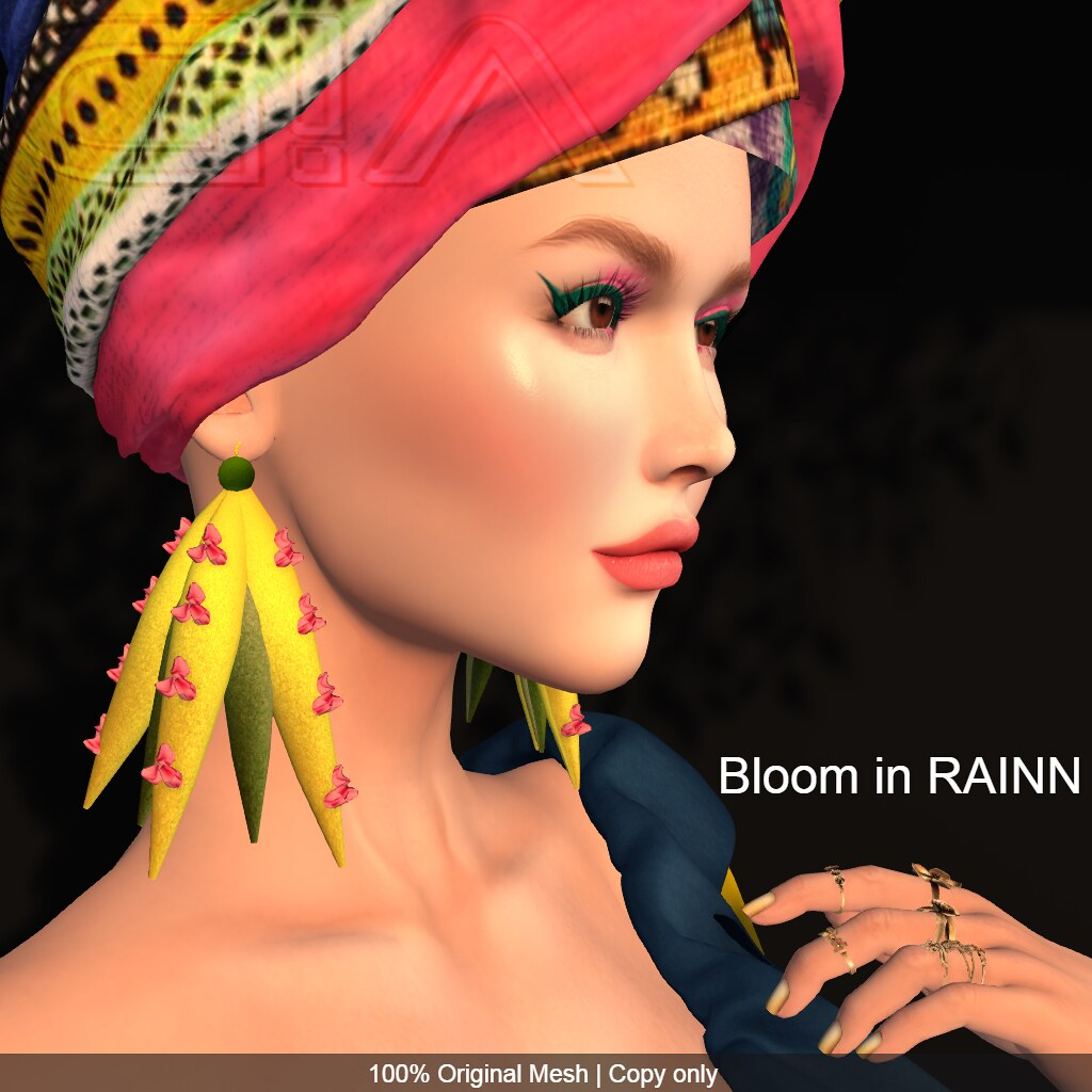 ::G!A:: Bloom in Rainn – Gift May 2020