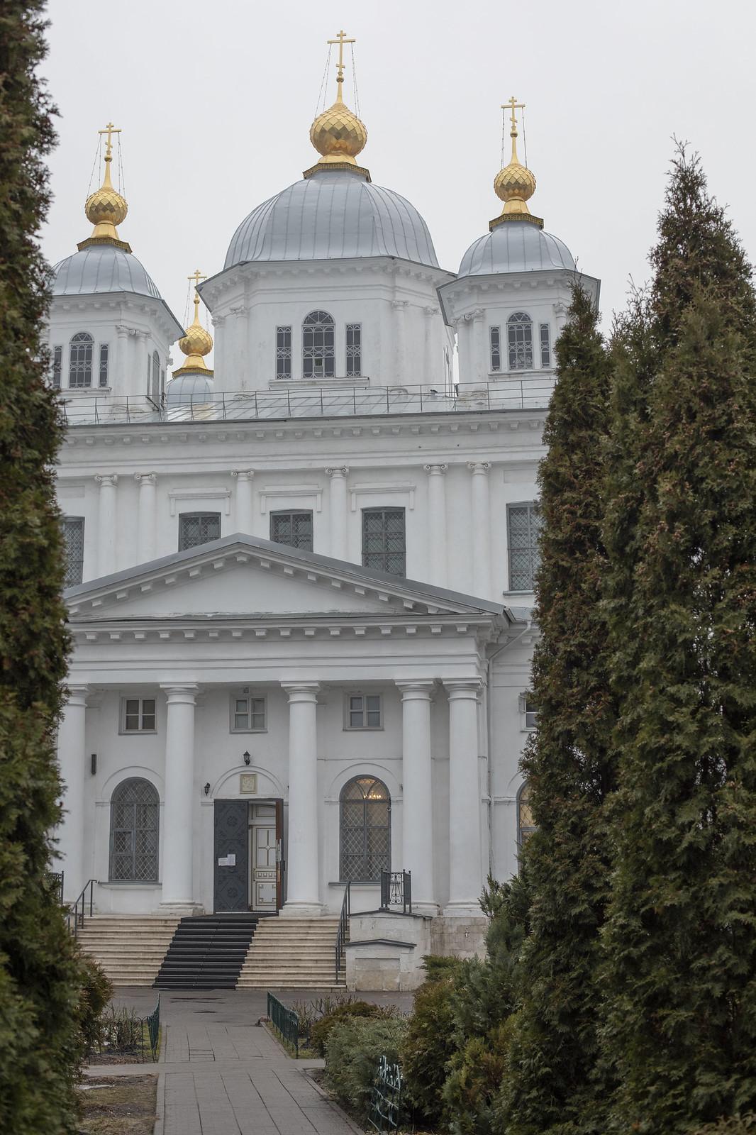 Ярославль_Казанский женский монастырь