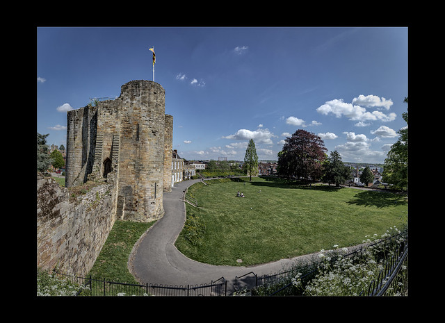 Tonbridge Gatehouse Pano