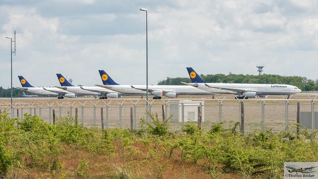 Runway Storage during COVID-19 (895809)