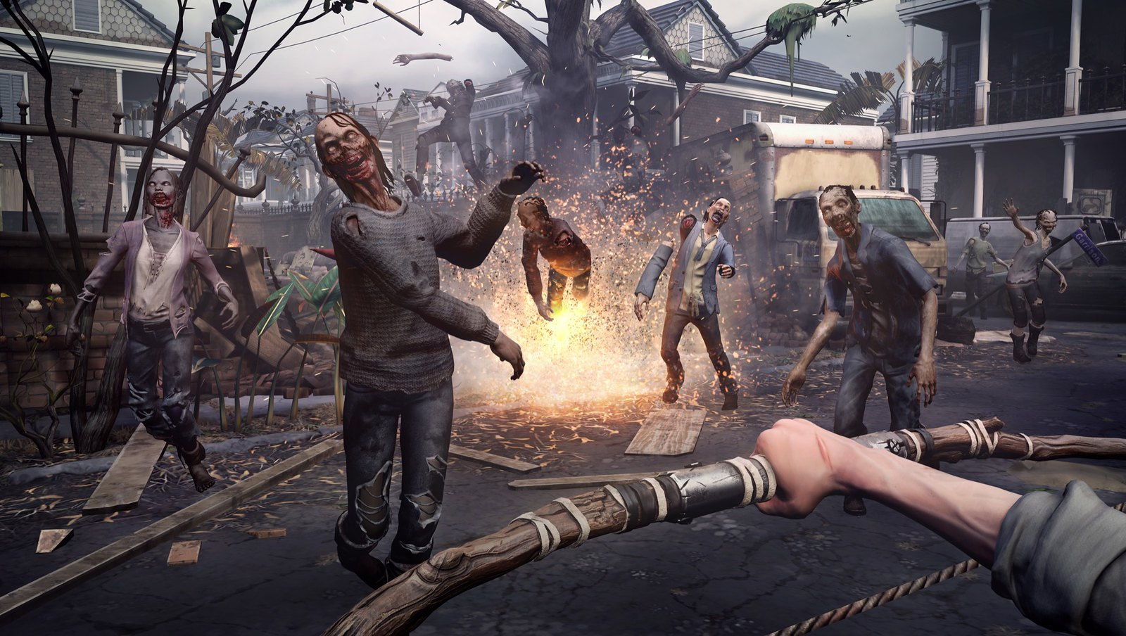 The Walking Dead: Saints & Sinners (PS VR)