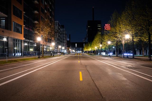 South Second Street - Minneapolis