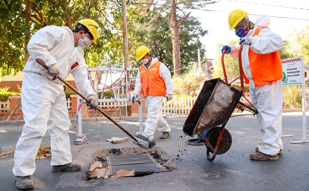 2020-05-04 Bacheo Calle Colón
