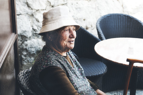 The Old Lady From Kotor