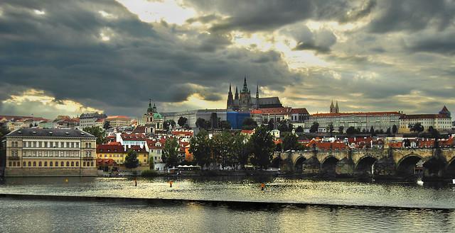 Castillo de Praga (Chequia)