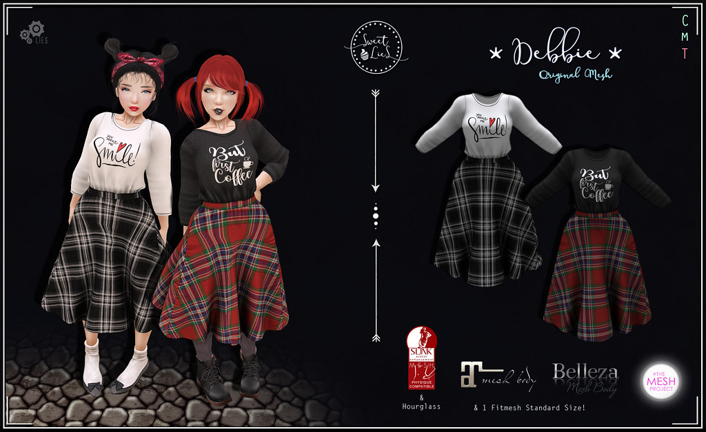 Debbie Outfit – Sweet Lies Original