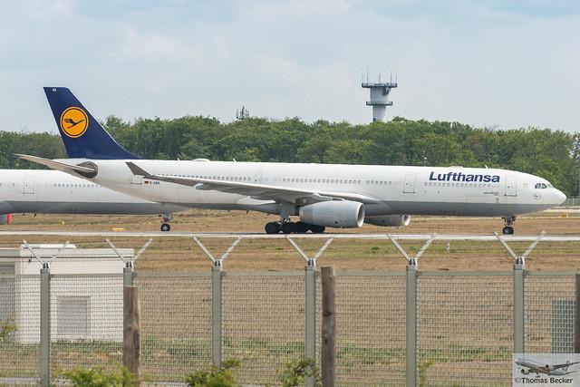 Lufthansa Airbus A330-343E D-AIKK Fürth (895816)