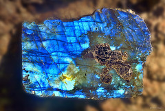 The labradorescence of Labradorite