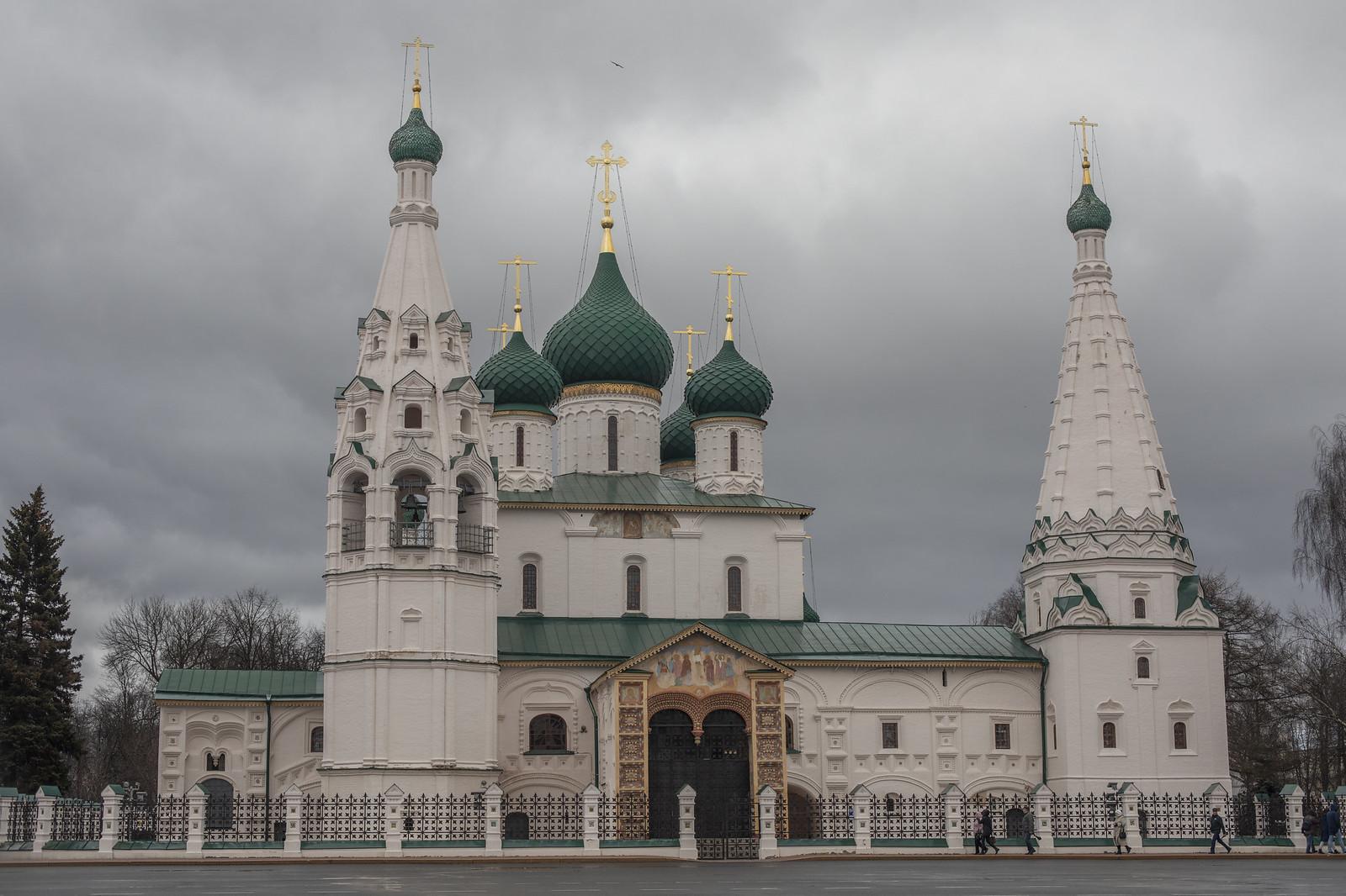 Ярославль_Церковь Ильи Пророка_3
