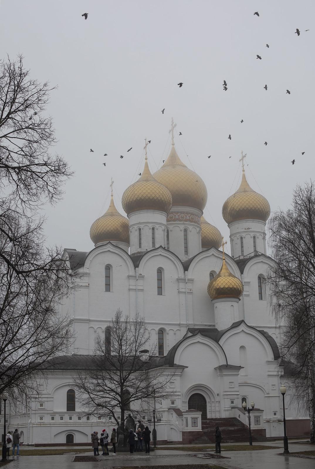 Ярославль_Успенский храм