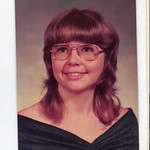 Janell Smith, 12th grade 1976
