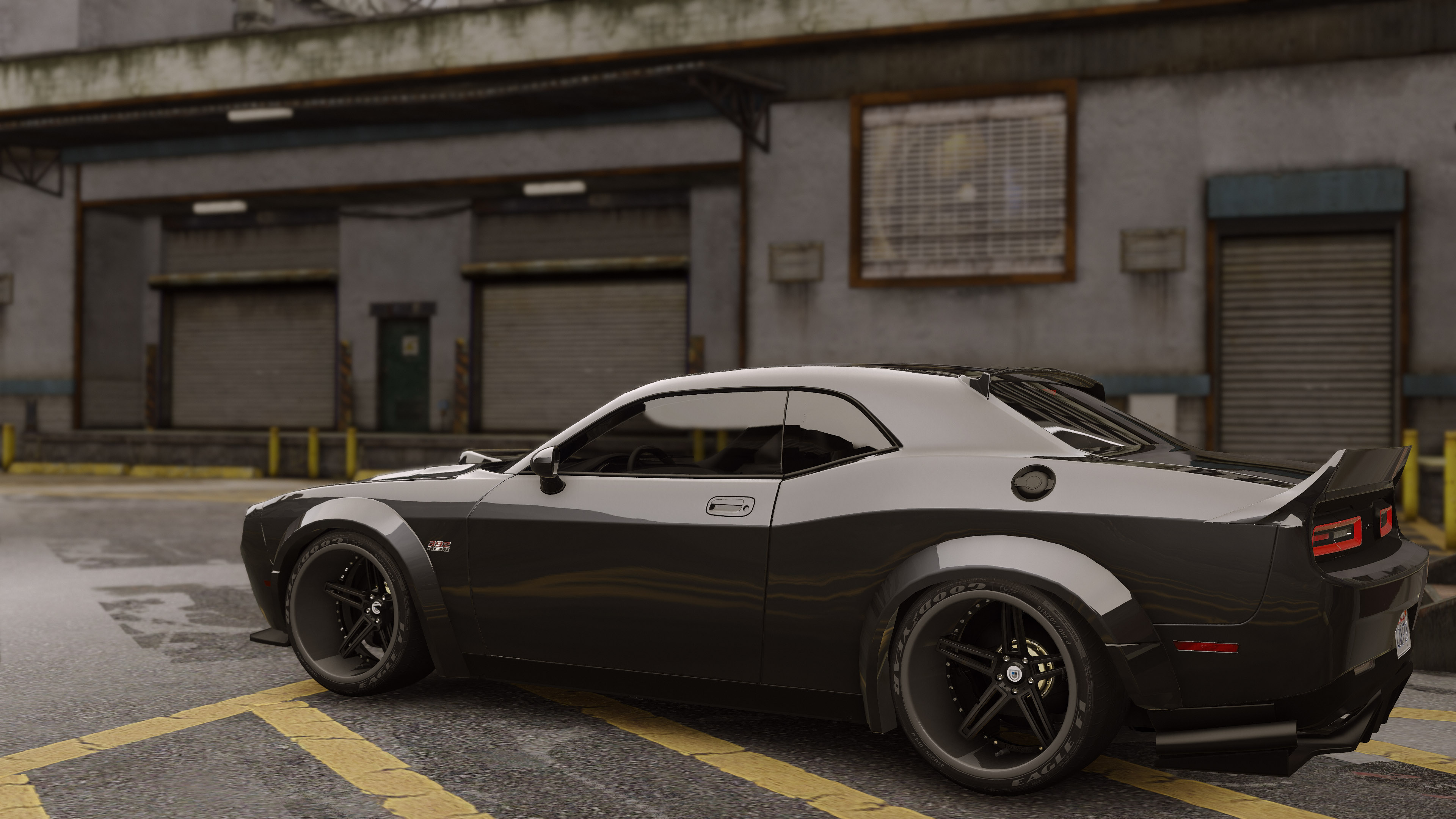 2015 Challenger Super Tuning 01