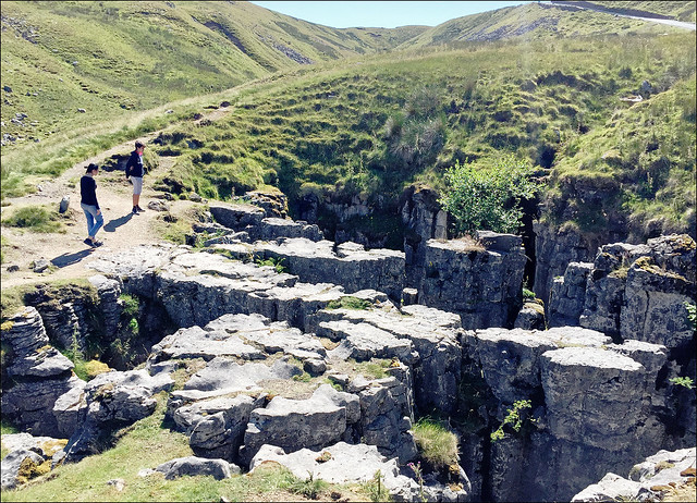 The Buttertubs, Yorkshire Dales