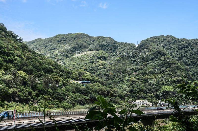 出礦坑沿途山景 (3)