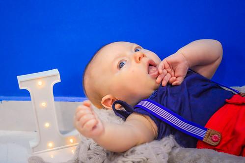 Bebê Levi