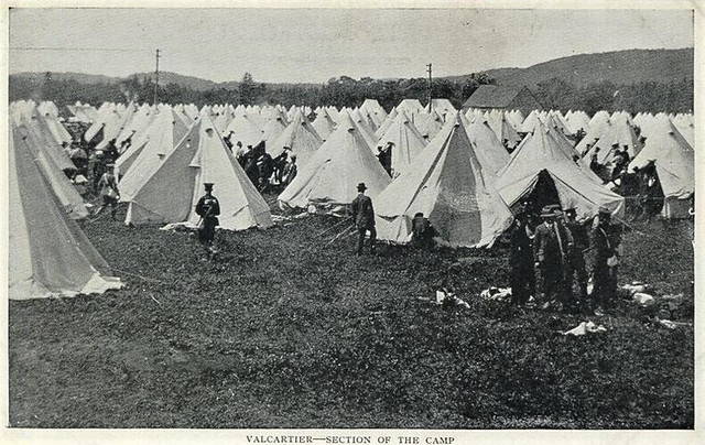 Canadian Forces Base, Valcartier (Wikipedia)