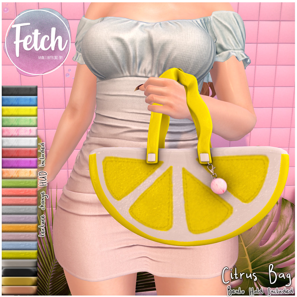 [Fetch] Citrus Bag @ Kawaii Project!